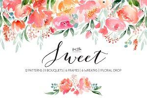 Sweet Floral Set