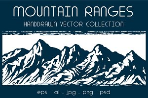 Mountain Range Vector Bundle