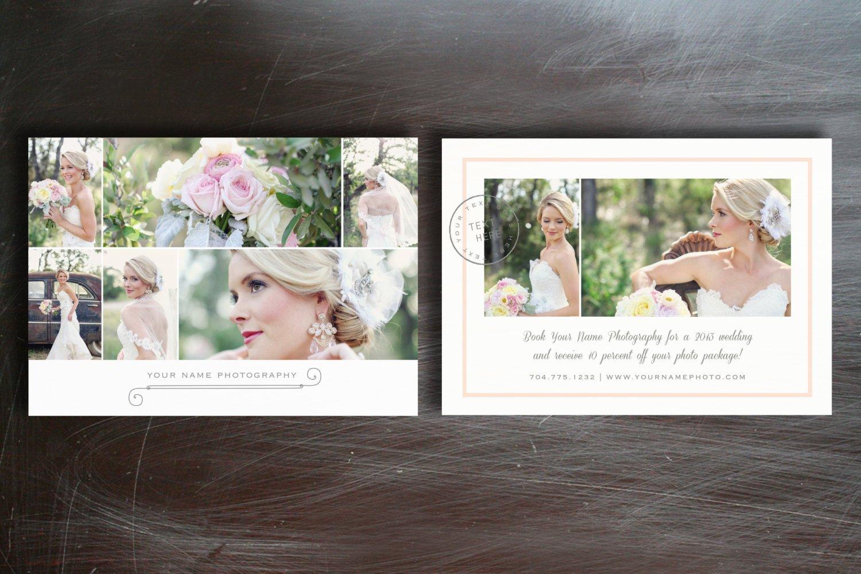 Photography Marketing Template Flyer Templates Creative Market – Wedding Flyer