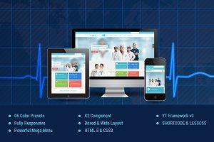 SJ Healthcare - Multipurpose Theme