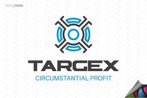 Target X Logo
