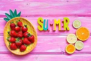 fruits background,summer