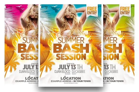 Summer Bash Session