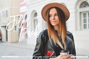 Film Pack One: Lightroom Preset Pack
