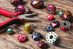 set handmade jewelry