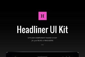 Headliner UI Kit