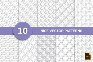 Nice vector patterns
