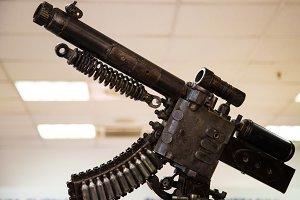 Weapon - robot machine