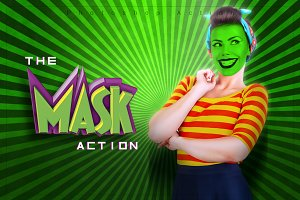 The Mask Action