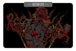 Vector Unleashed Illustration