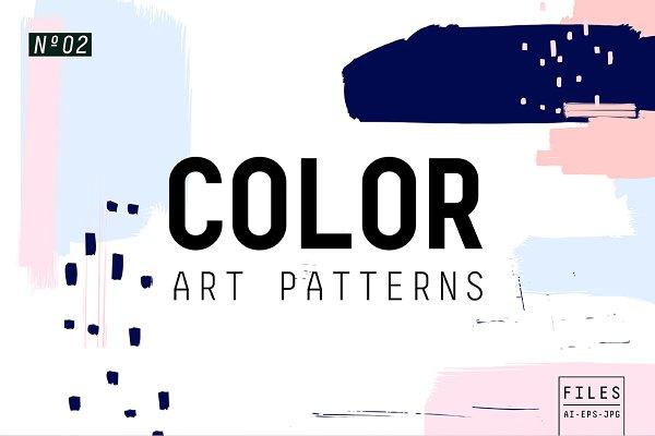 COLOR ART PATTERNS 02