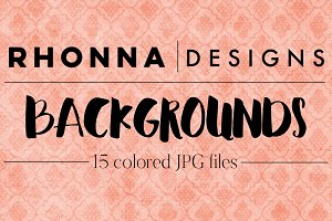 Rhonna Designs Backgrounds