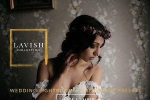 LAVISH Wedding Preset Collection