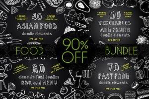 90% OFF - Food Bundle