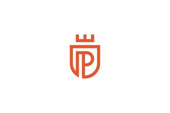 Prince Letter P Logo