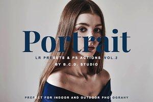 Portrait Lr Presets Vol.2
