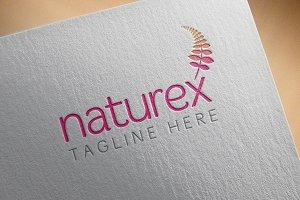 Modern Logo - 'Naturex'
