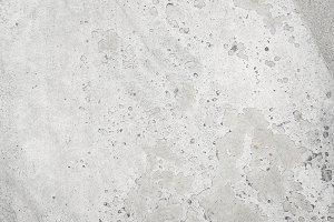 Peeling Painted Concrete