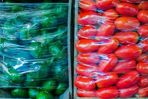 Vegetables Stand   Detail