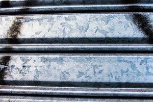 Shutter Metal Background