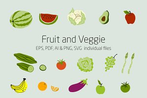 Fruit & Veggie