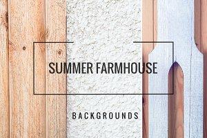 FARMHOUSE BACKGROUNDS