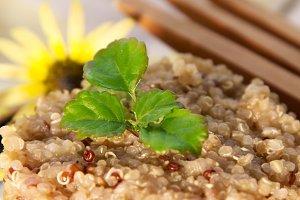 spring quinoa