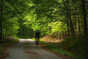 Cycling in South Moravia