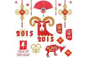 Chinese New Year: Goat Year 2015