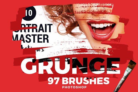 97 Photoshop Brushes