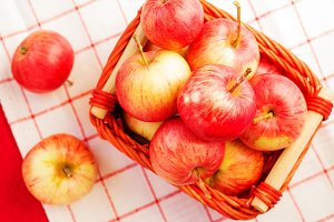 Farmers apples