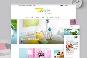 MyStory - Blog & Magazine Theme