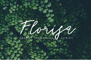Florisa signature script