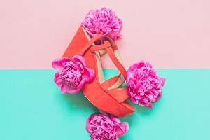 fashionable summer shoes