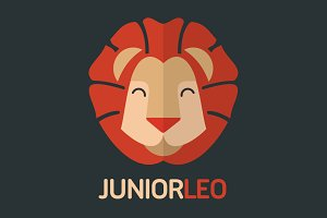 Junior Leo - Logo Template