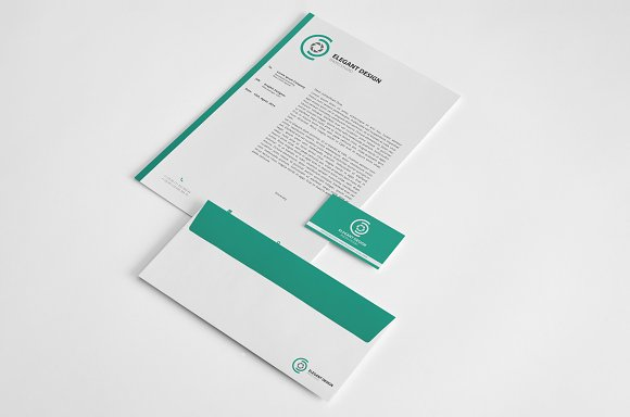 Corporate Identity ~ Stationery Templates ~ Creative Market