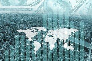 Double exposure global business