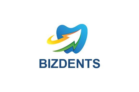 Dental Up Logo Template