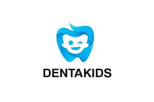Dental Smile Logo Template