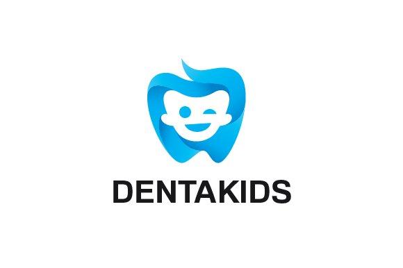 Dental Smile Logo Template