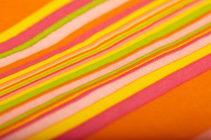 Color napkin background