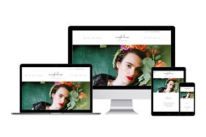 Magdalena ProPhoto 6 Template