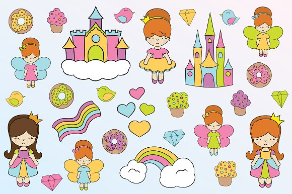 Princess Elements