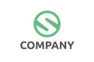 S Logo - SK