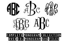 digital monogram
