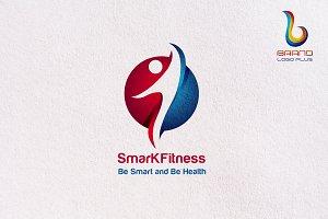 Circle Fitness Logo Design Templates