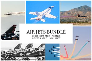 Air Jets Stock Bundle