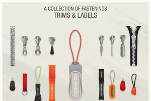 A Collection of Fastenings