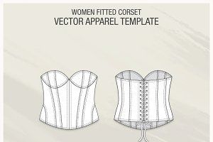Women Fitted Corset
