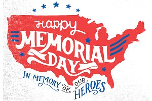 Memorial Day & 4th July Cards